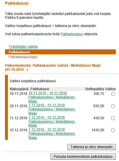 Palkka Fi